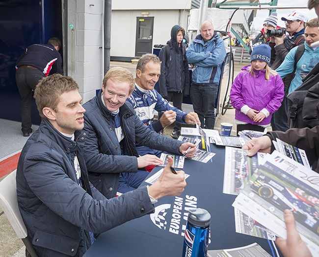 """Wayne Boyd"", ""United Autosports"", ELMS, Ligier, Silverstone, ""Motor Sport"""