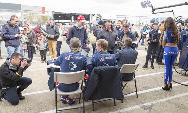 """Wayne Boyd"", ""United Autosports"", Ligier, ELMS, Silverstone, ""Motor Sport"""