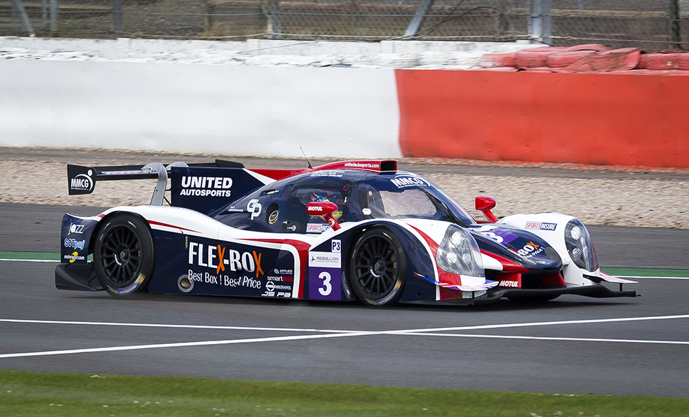 """Wayne Boyd"", ""United Autosports"", Ligier, Silverstone, ELMS, ""Motor Sport"""