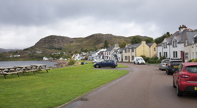 Scotland, south, village, shieldaig, NC500