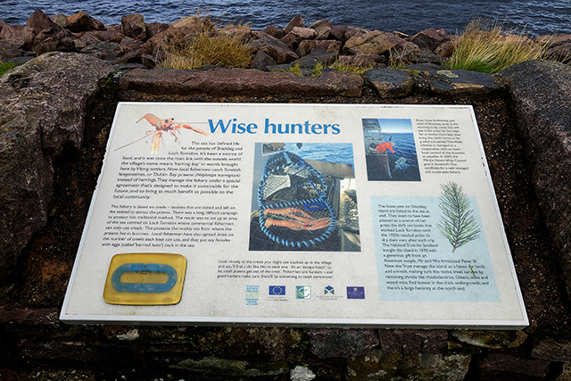shieldaig, south, wise, hunters, shellfish,